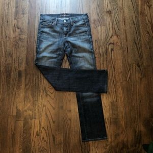 Used 7 for all mankind jeans